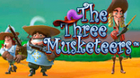 Онлайн автомат The Three Musketeers на деньги