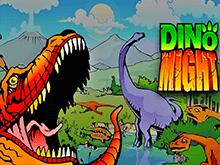 На реальные деньги в казино Вулкан 24 Dino Might